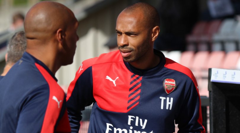 Thierry Henry blasts his players