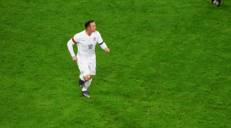 Wayne Rooney vs USA