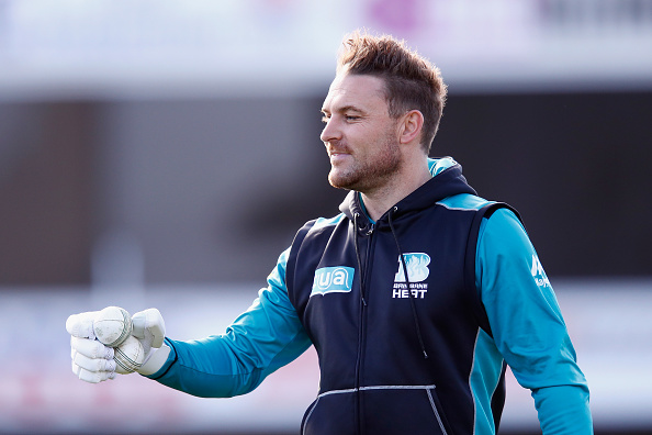 McCullum on remaining unsold in IPL