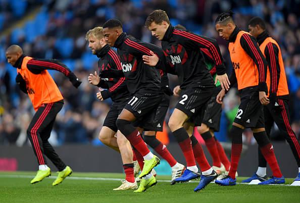 Manchester United team news vs Liverpool