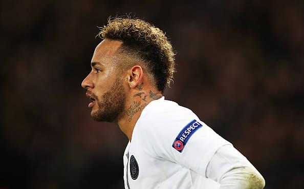 Neymar misses Ballon d'Or ceremony
