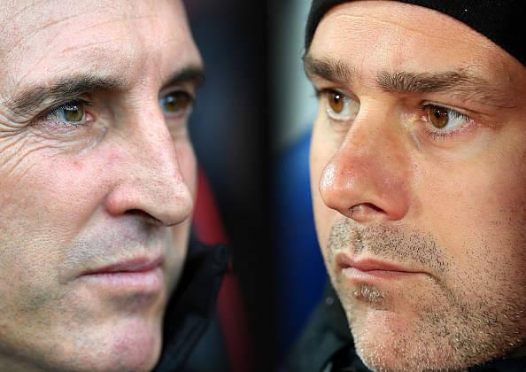 Arsenal team news vs Tottenham
