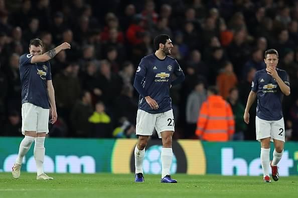Southampton vs Manchester United highlights