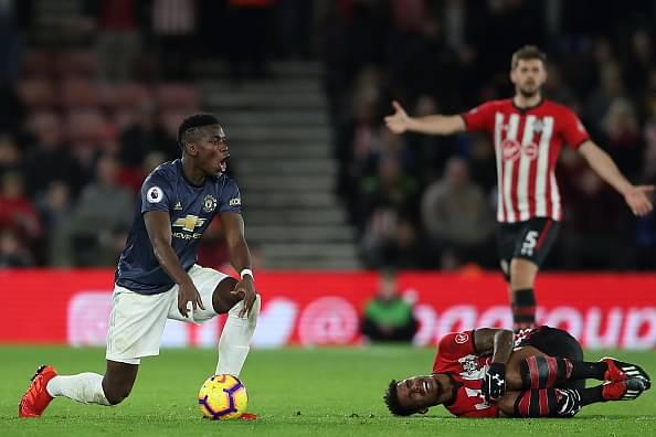 Mourinho-Pogba situation