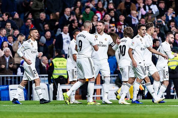 Real Madrid vs Valencia highlights
