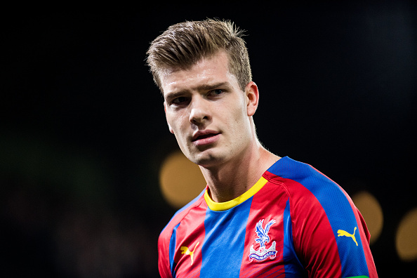 Crystal Palace player sends 'thank you' letter