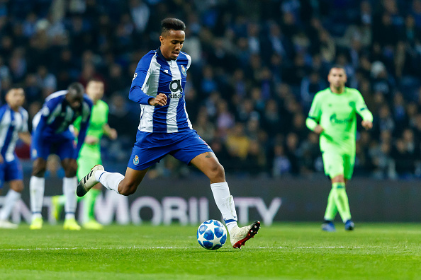 January Transfer Window: Tottenham's Interest in Eder Militao Confirmed By Tim Vickery