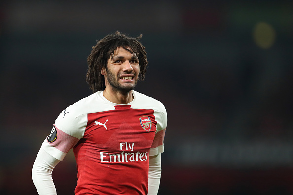 Elneny to leave Arsenal