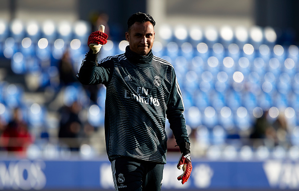 Arsenal interested in Keylor Navas