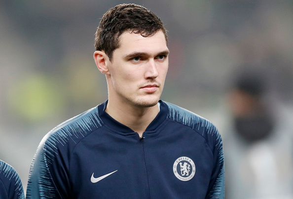 Christensen to Barcelona