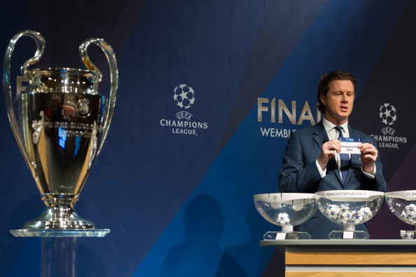 Champions League round of 16 draw rules