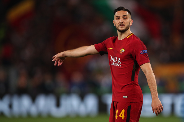 Manolas to Manchester United