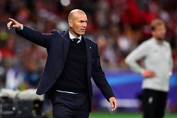 Zidane return to management