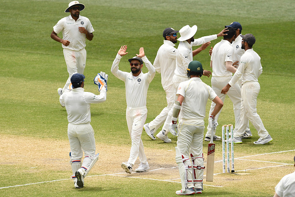 Twitter reactions on India's win in Adelaide Test