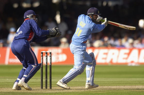 Lord's wishes Mohammad Kaif on his birthday