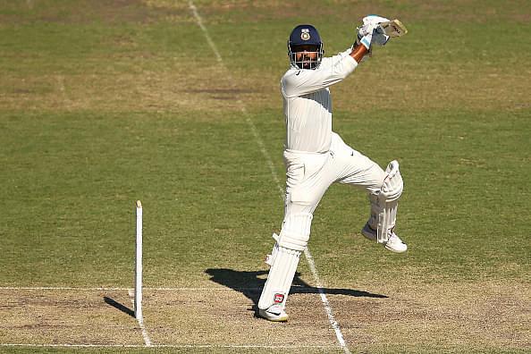 Murali Vijay on his comeback
