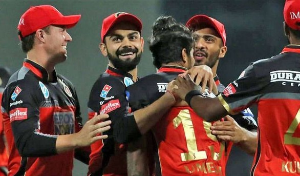 RCB Predicted Playing XI for IPL 2019