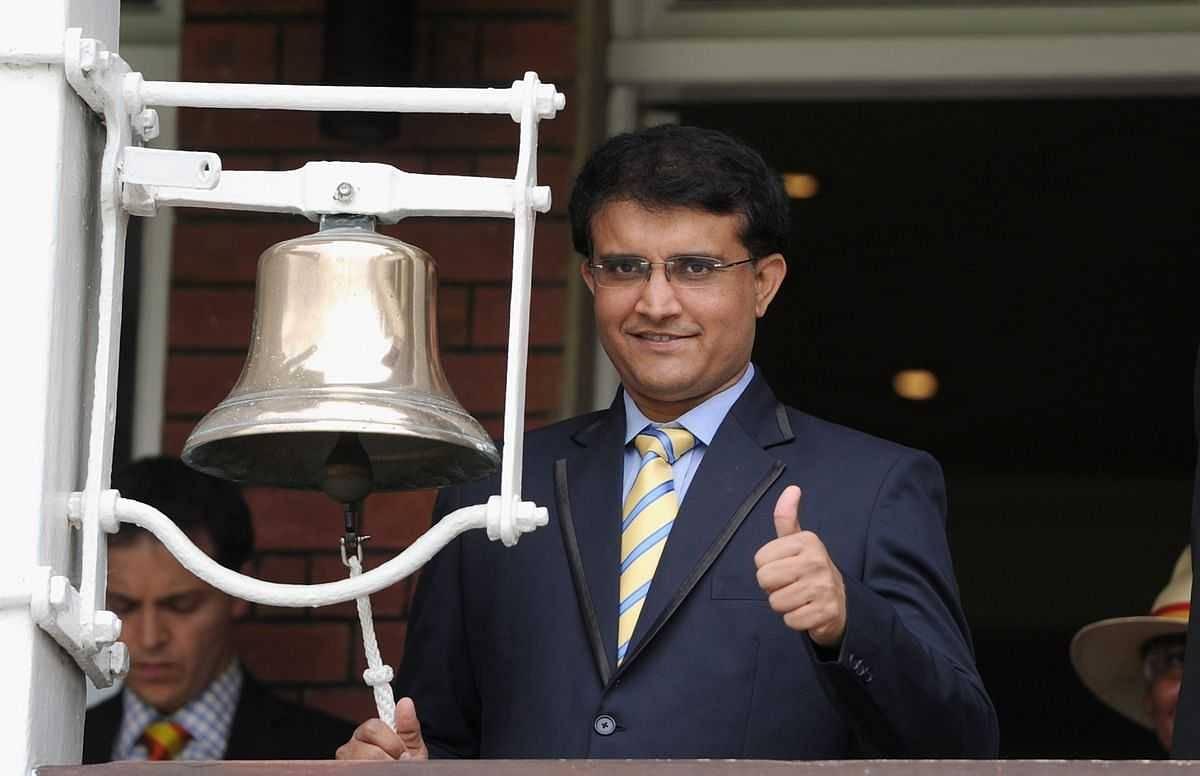 Ganguly on Kohli backing Dhoni