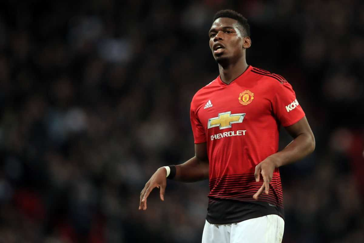How Sir Alex Ferguson toughened up Paul Pogba