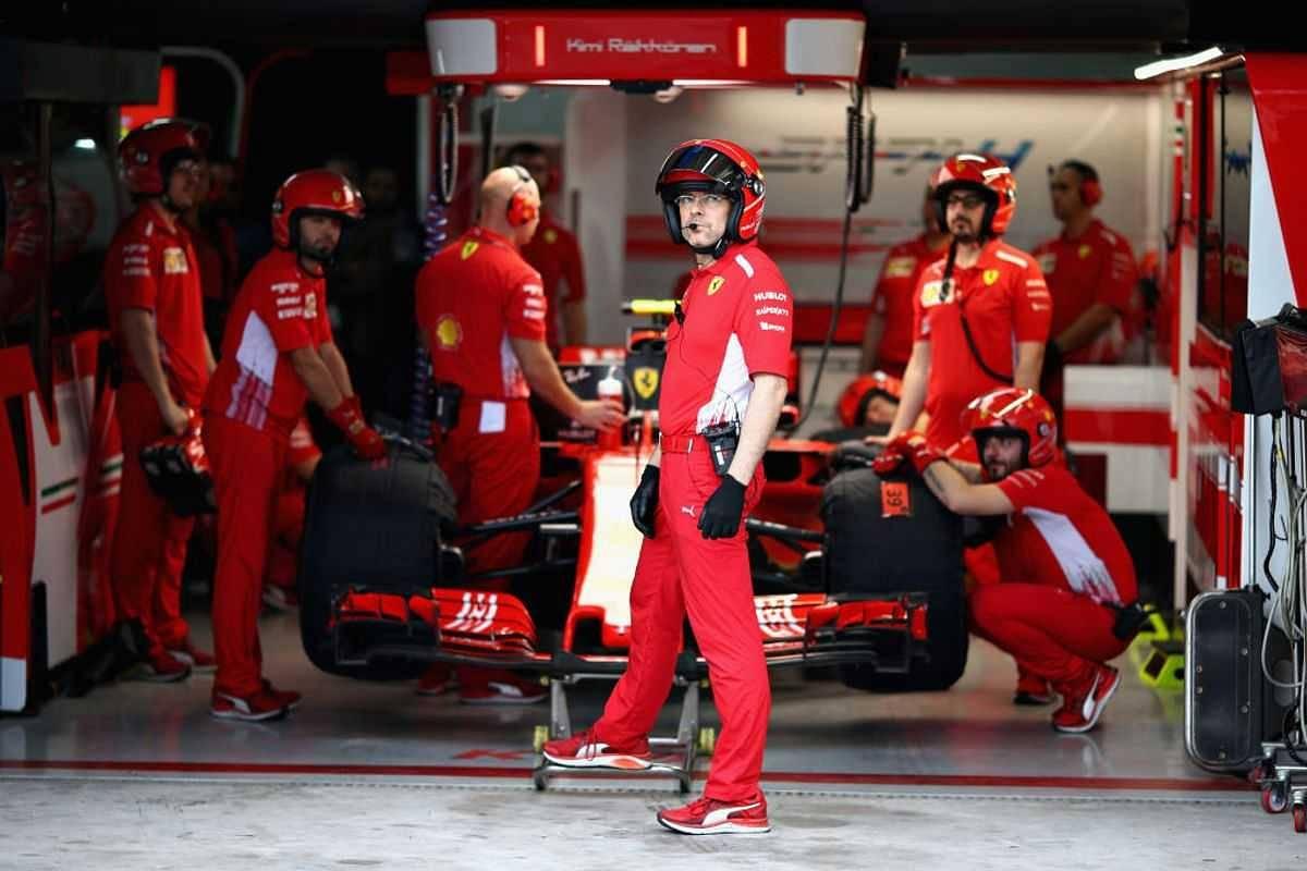 Ferrari release statement on internal politics and suggestions of Domenicali returning
