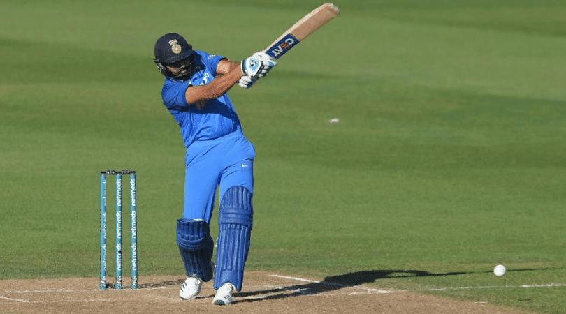 Twitter reactions on Rohit Sharma's 38th ODI half-century