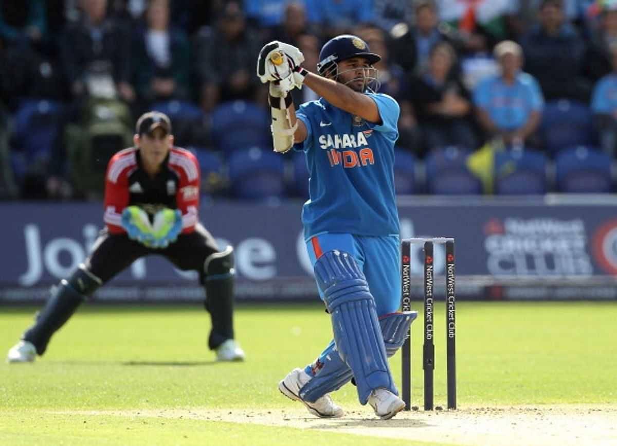 Parthiv Patel mocks Yuvraj Singh on Instagram