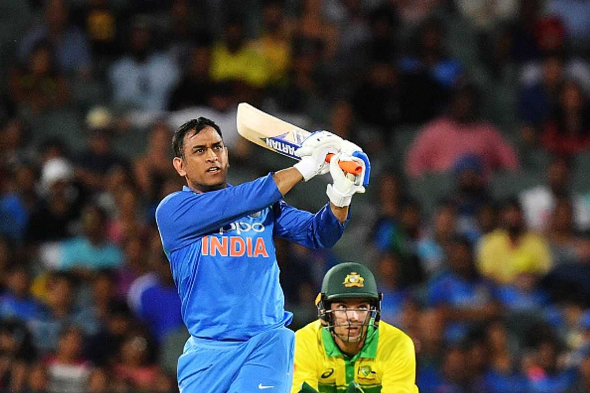 Jadhav believes MS Dhoni bolsters the middle-order