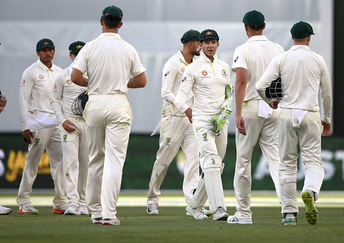 Australia announce Playing XI for Brisbane Test