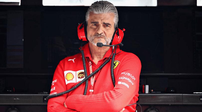 Arrivabene replaced as Ferrari team principal