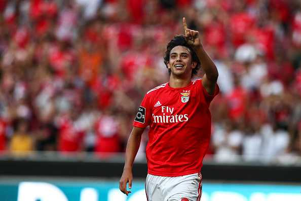 Joao Felix wanted by Liverpool and Manchester United