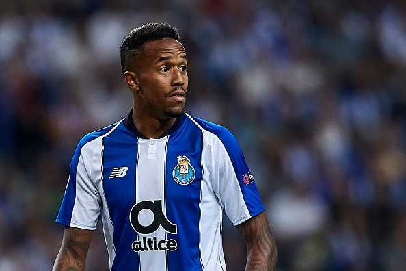 Eder Militao to Real Madrid