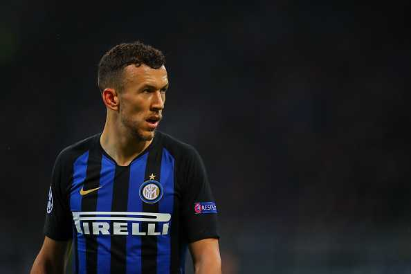 Ivan Perisic to Manchester United