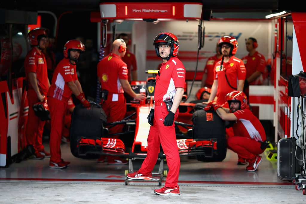 Ferrari to get another major personnel change before 2019 season
