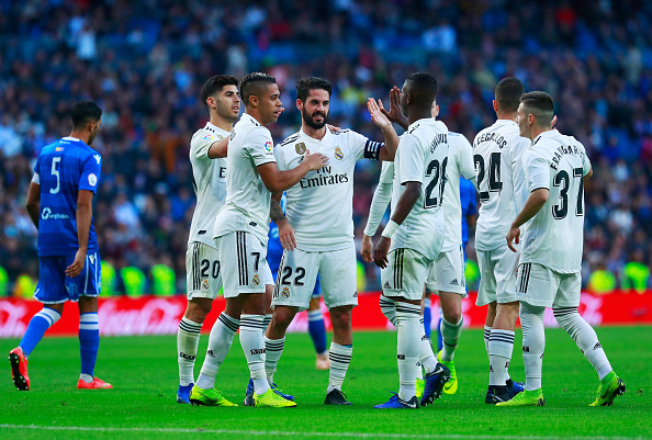 Real Madrid star puts emotional message