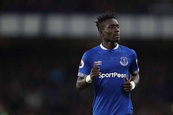 Idrissa Gueye to Arsenal