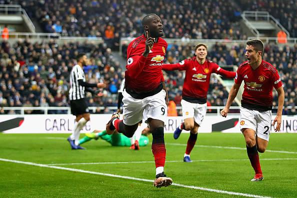 Newcaslte vs Man Utd highlights