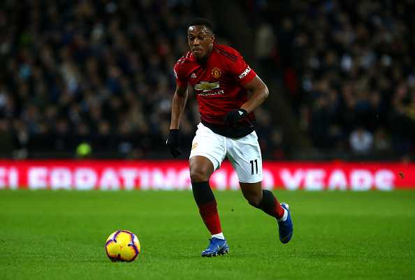 Anthony Martial contract extension