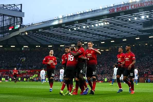 Manchester United team news