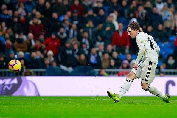 Luka Modric transfer news