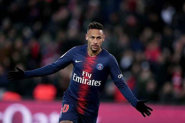 Neymar responds to Real Madrid rumours