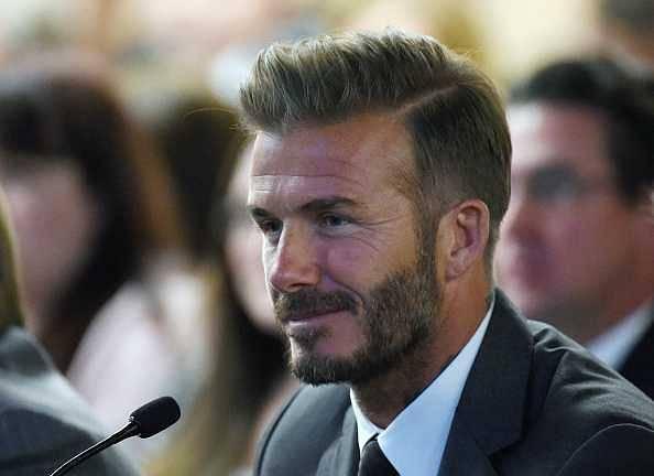 David Beckham buys Salford City