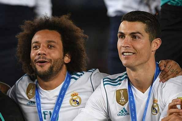 Cristiano Ronaldo wants Marcelo at Juventus