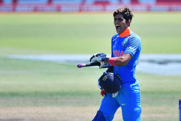 Shubman Gill breaks Virat Kohli's record on ODI debut | The SportsRush