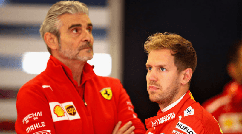 Ferrari make another personnel change before 2019 season