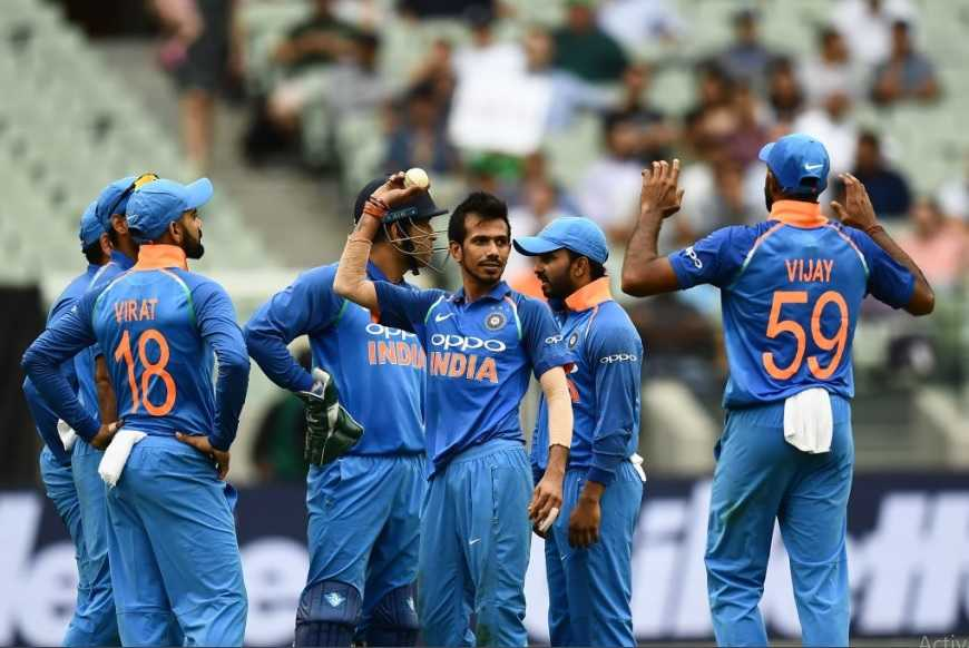 Twitter reactions on Chahal's career best ODI figures