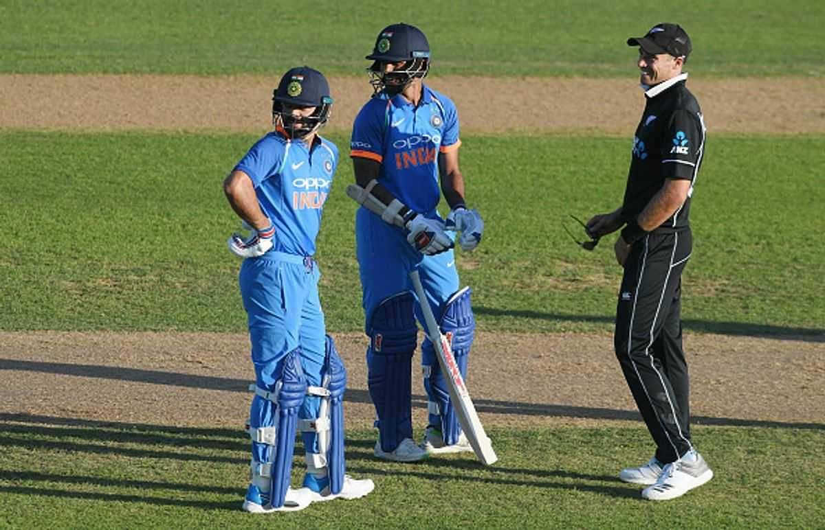 Virat Kohli on Sun strike stopping play
