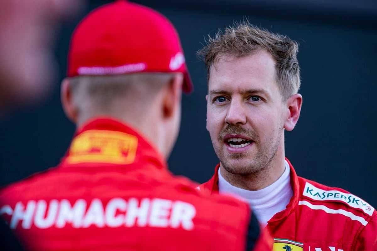 Sebastian Vettel admits Ferrari have ingredients to beat Mercedes