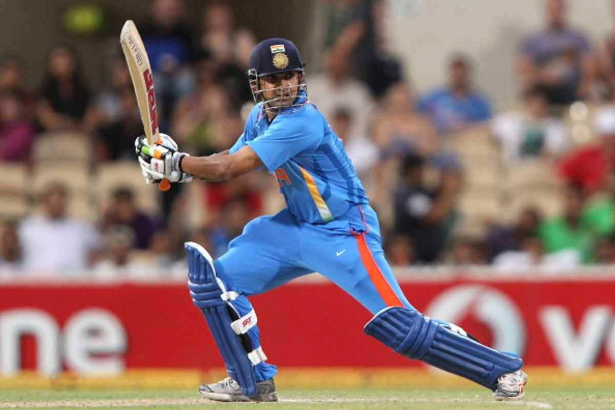 Gambhir selects Indian squad for World Cup 2019