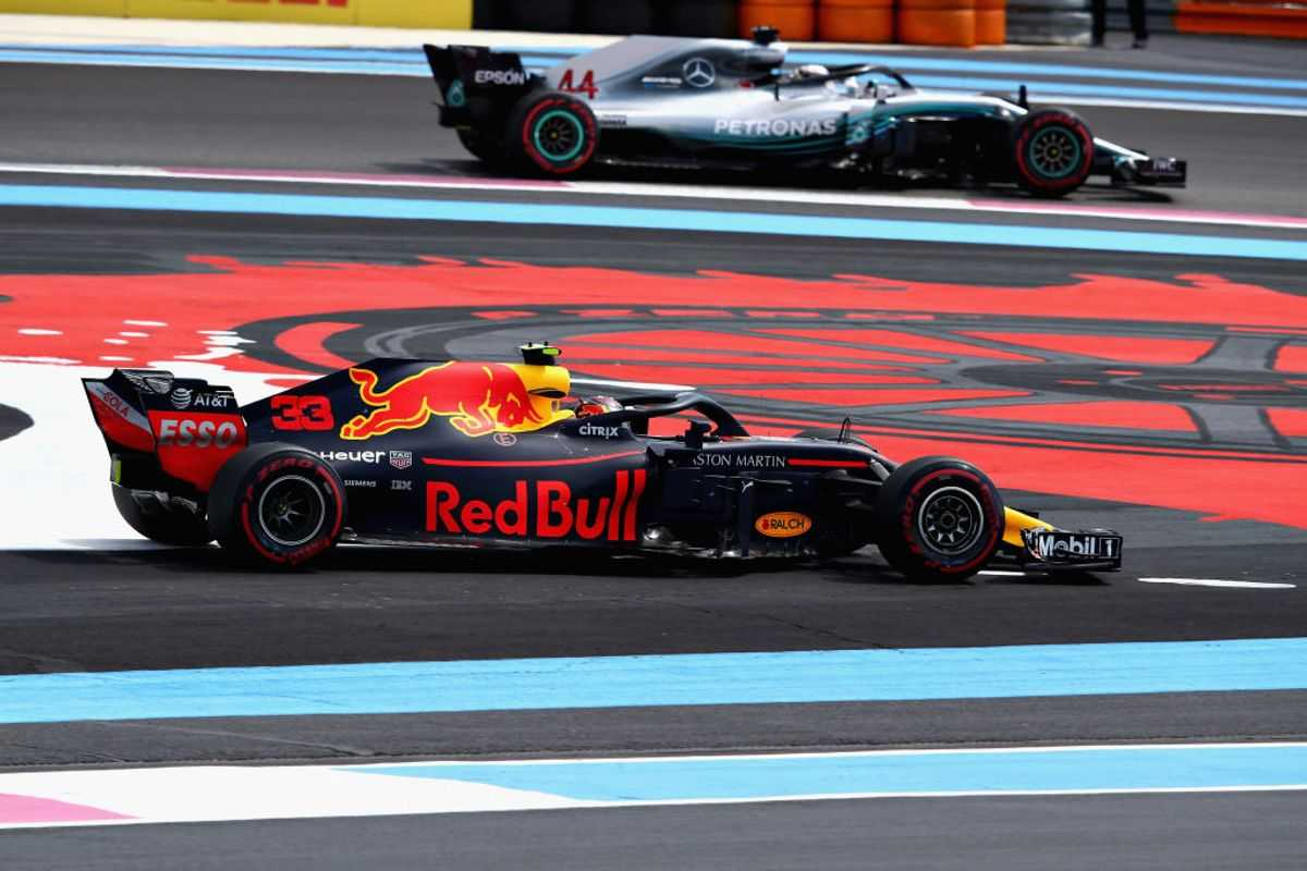 Red Bull reach agreement with Mercedes and Ferrari over 2021 F1 rules