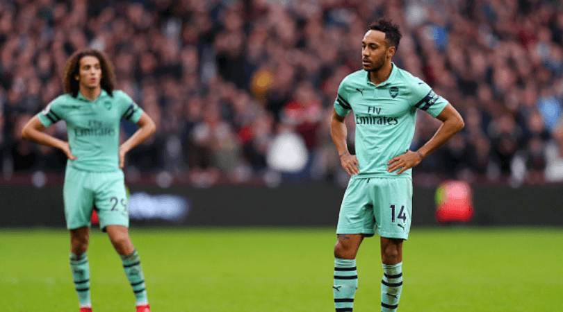Twitter reactions on West Ham vs Arsenal